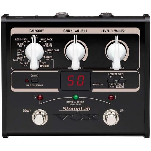 VOX StompLab Guitar Multi-Effects Processor [SL1G] - Gitar Multiple Effect
